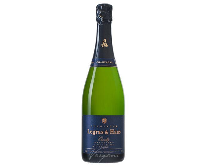 Champagne Brut Millésime Blanc de Blancs